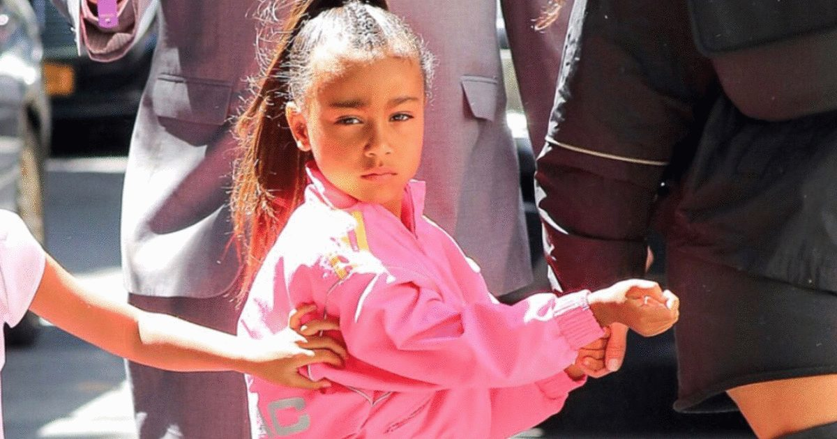 celebrity baby names - North West