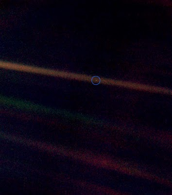 Images of Earth: Our Pale Blue Dot