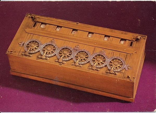 The Pascalculator...
