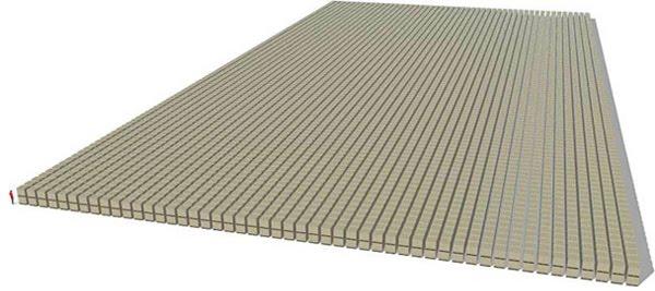 1 Trillion Dollars Visualized