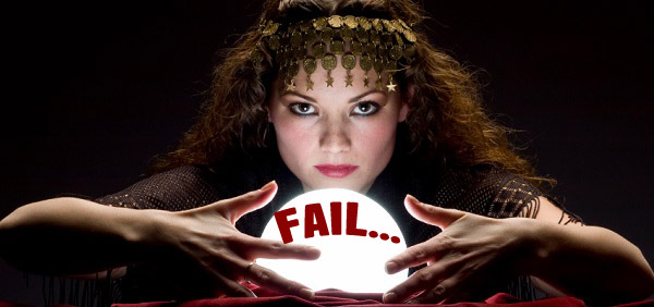 Psychic Fail