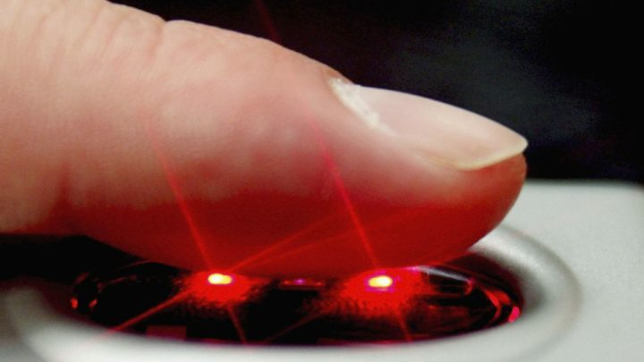 Clear Eye Scanner: Biometrics Identification