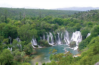 Kravice waterfall, Bosnia and Herzegovina