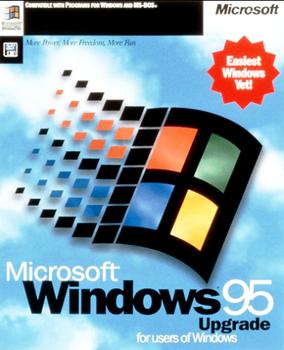 Windows 95 Box