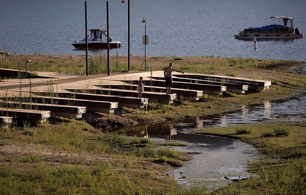 bass lake california after drought