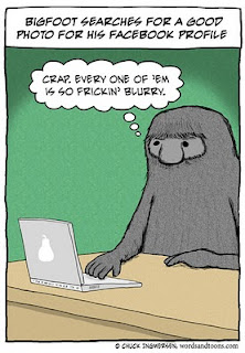 bigfoot comic
