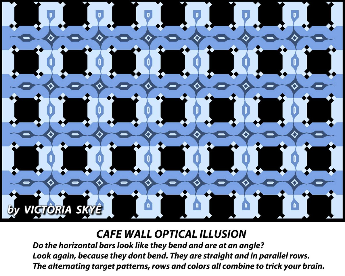 The Cafe Wall Illusion
