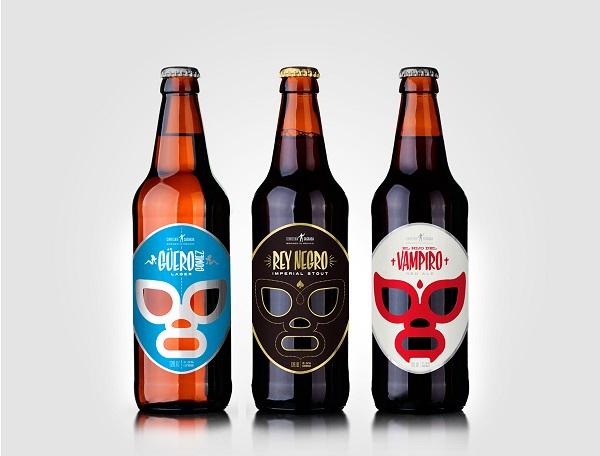 cervecerias agrada packaging
