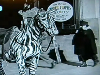 Charlie Chaplin time traveler