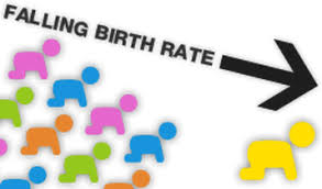 Birth Rates Dropping: Other Priorities Take Hold