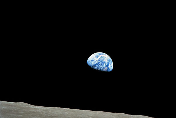 Earthrise: the greatest science photo ever taken