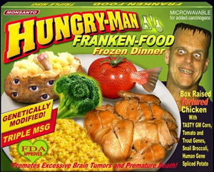 Frankenfood by GMO