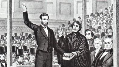 Abraham Lincoln Inauguration