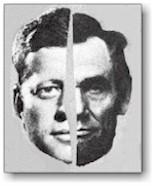 Lincoln Kennedy Split face