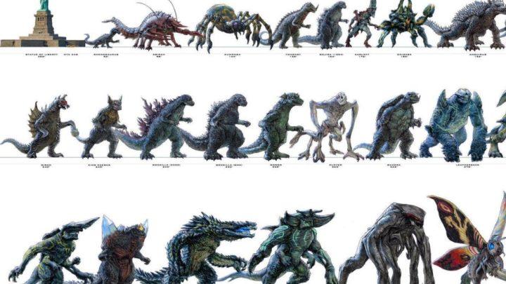 Kaiju, in the Universe of Godzilla
