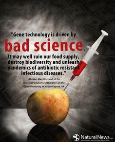 Natural News Anti-GMO