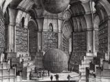 The Labyrinthine Library of Babel