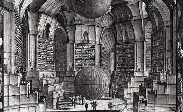 online digital library of babel