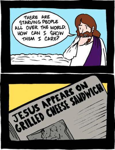 pareidolia comic