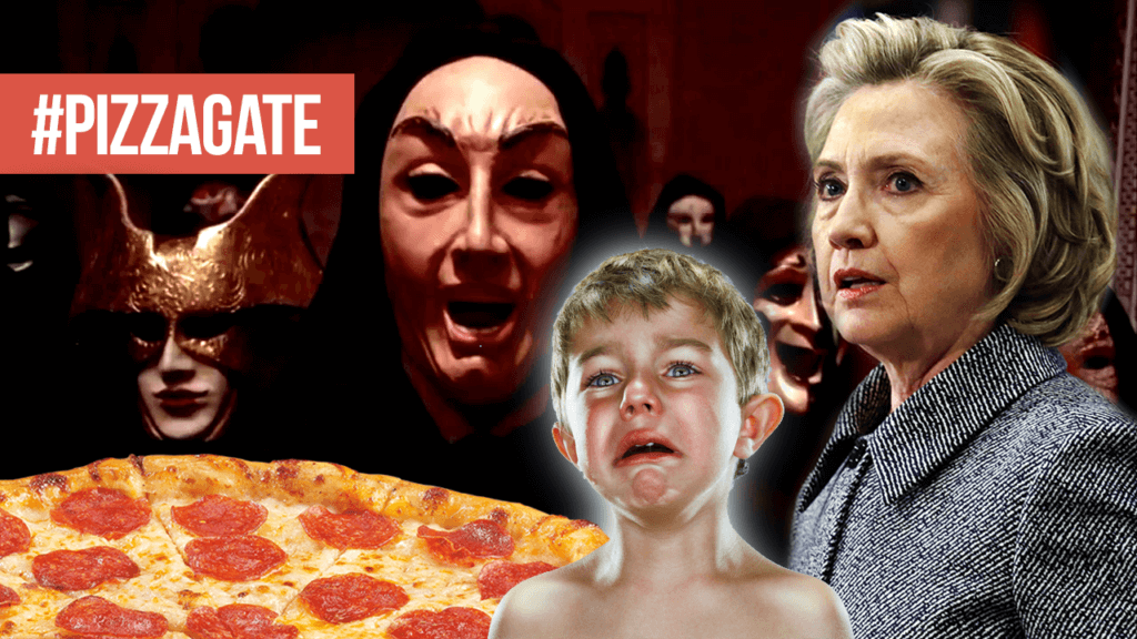 Pizzagate conspiracy