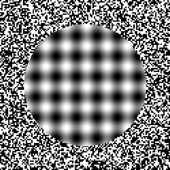 qr code illusion