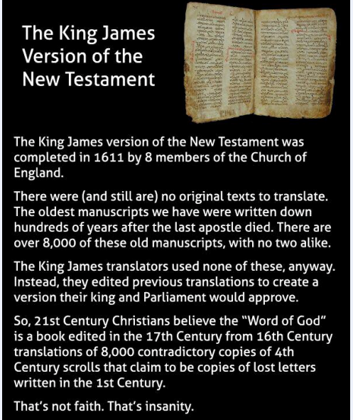 2 of the most dangerous misconceptions about the Bible