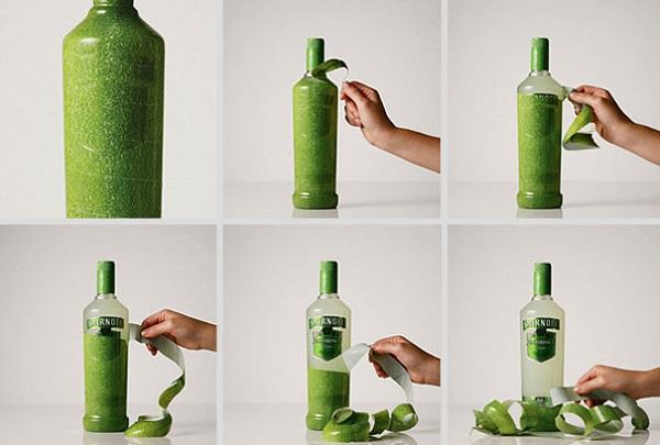 smirnoff creative clever packaging