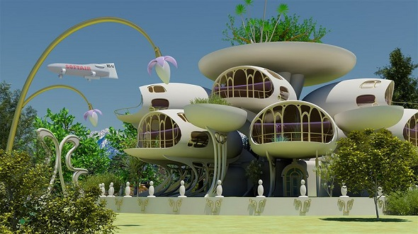 The Environment, Distopias, and Energy:  What is Solarpunk?