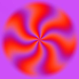 spinning wheel illusion
