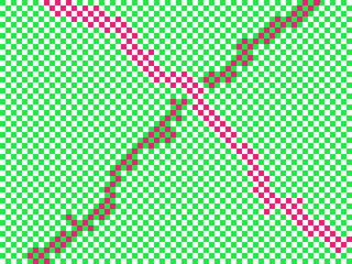 three colour illusion