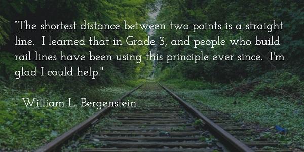 william l bergenstein - railway quote