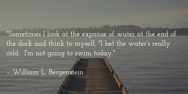 william l bergenstein - water quote