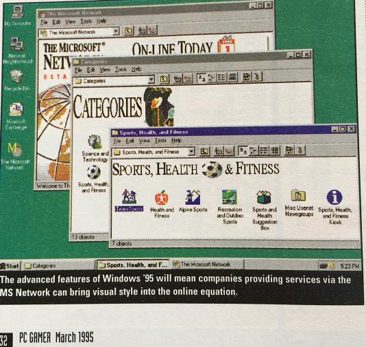 Windows 95 Advert, 1995