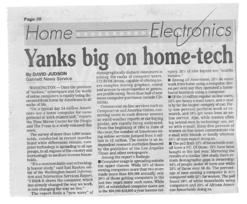 yanks big on homr tech