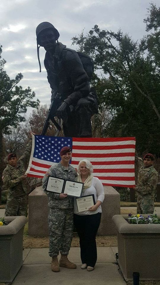 Army dad awards