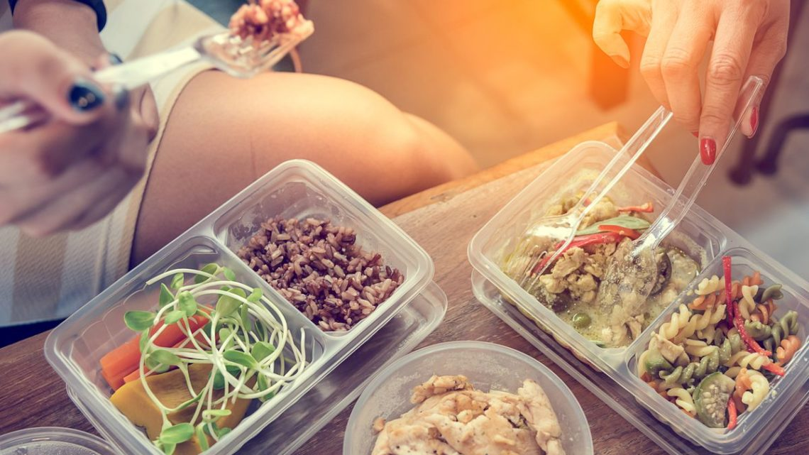 Processed Food and Plastic Storage Containers Cause Cancer