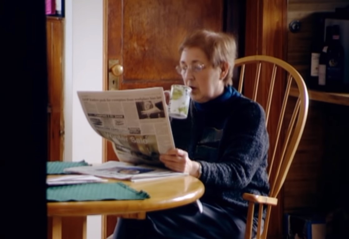 Lydia's mother can't believe the DNA test results