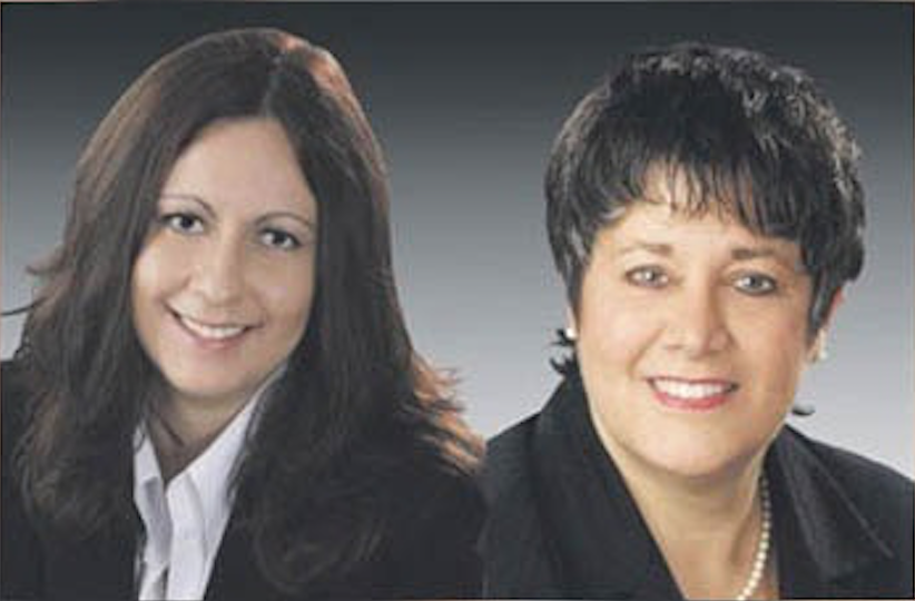 Gladys and Carla Spizzirri sell house