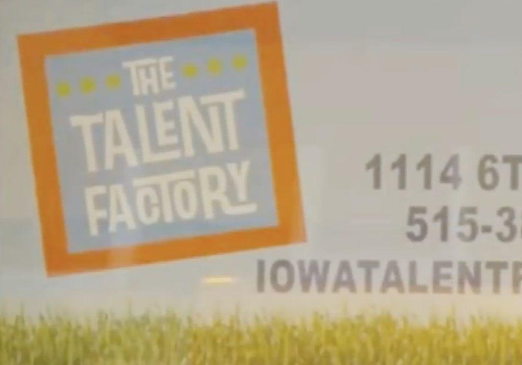 old wallet hidden in Talent Factory