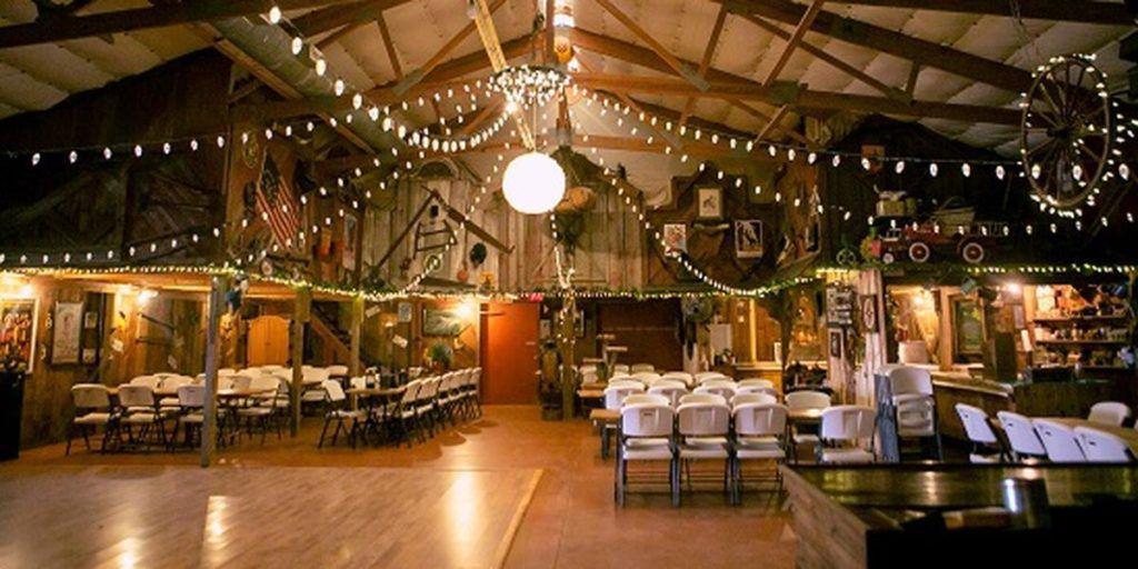 fiancé's book their wedding venue