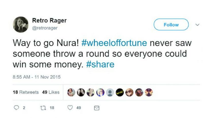 Nura's picks were an act of kindness