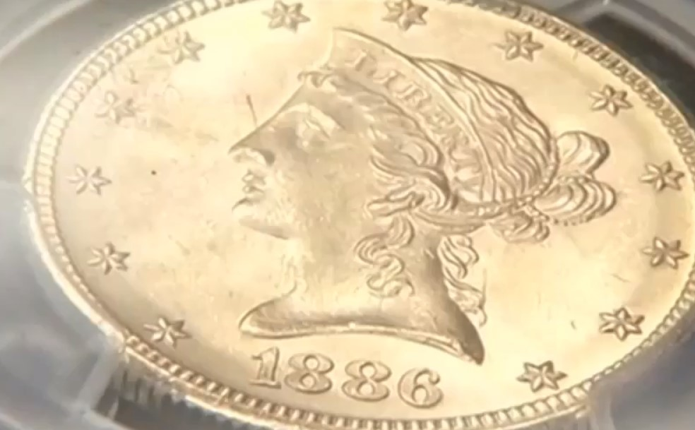 antique coins found in eight rusty cans