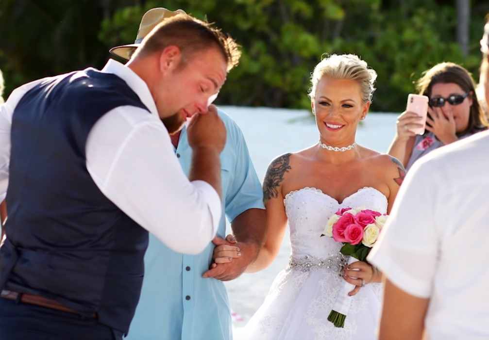 best friends got married soon after