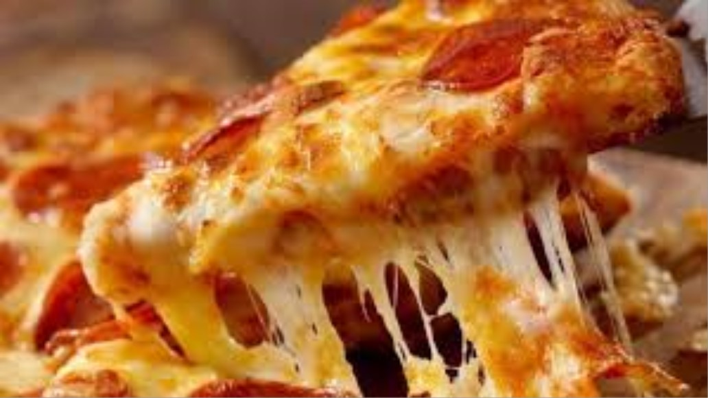 Everyone loves a good slice of pizza