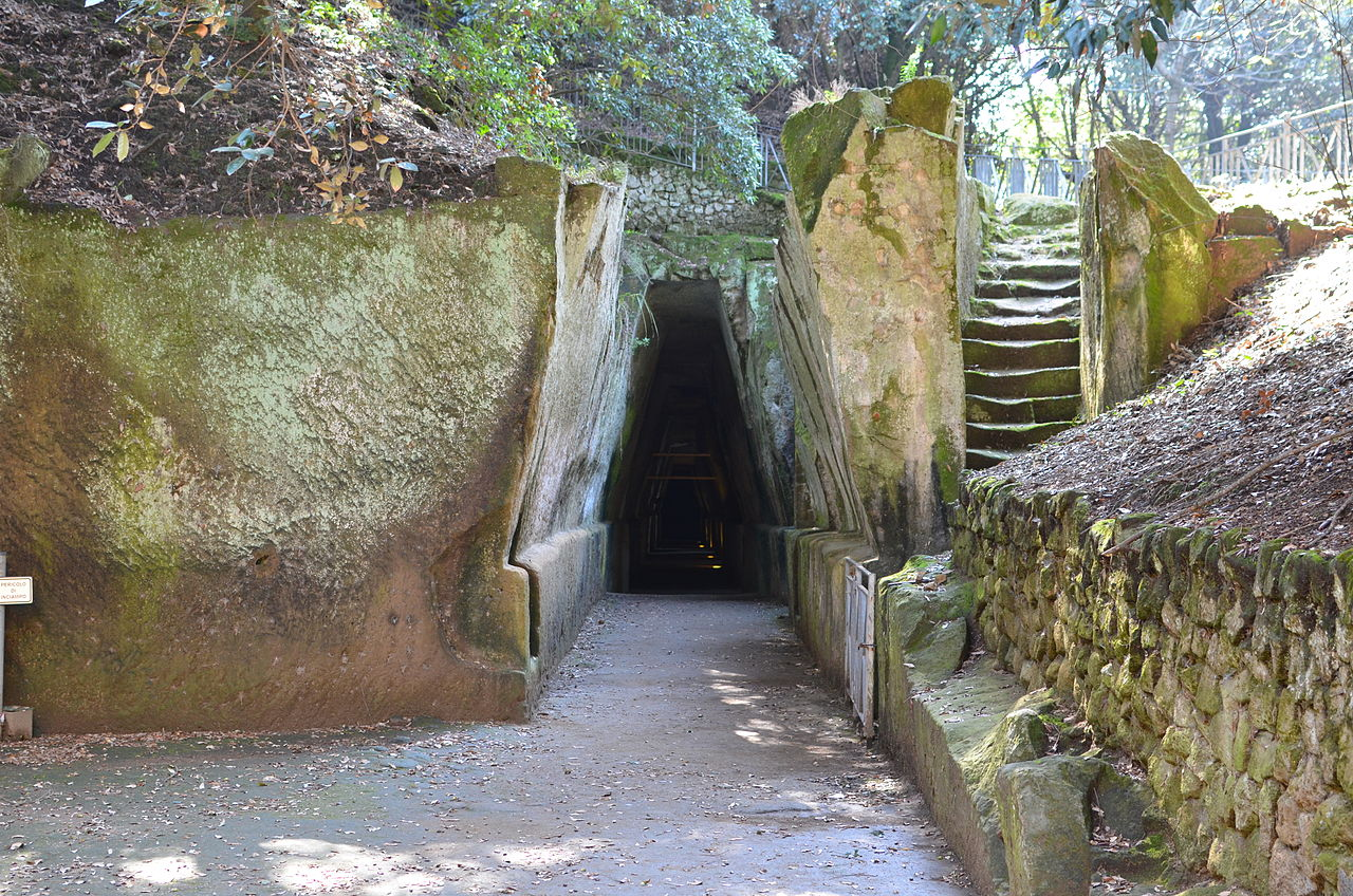 the caves are an archaeologist's dream