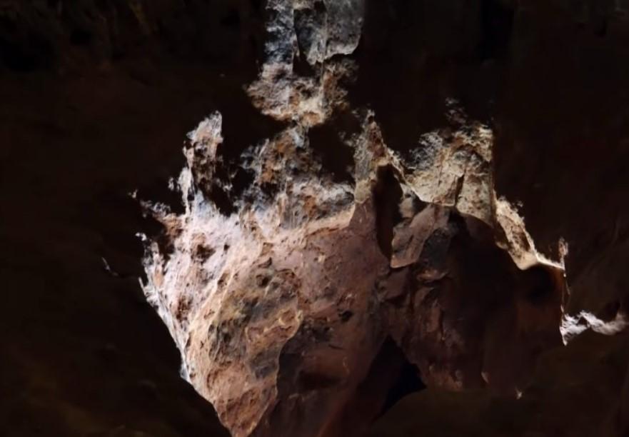 what secrets lie inside the cave?