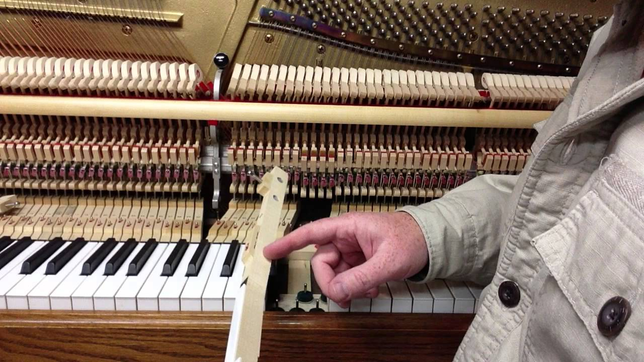 restoration of old piano leads to discovery