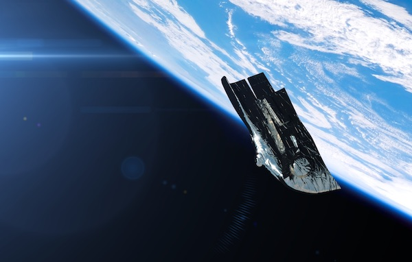 What Is The Black Knight Satellite And Who Put It There?