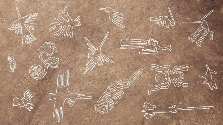 AI Discovers New Lines In Nazca Desert