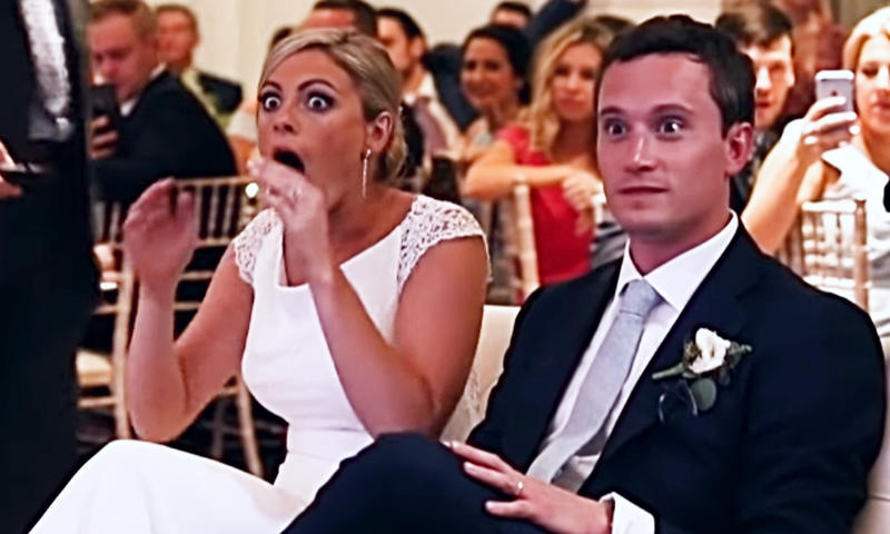 She Only Wanted His Money, So He Got Payback On Her Wedding Day